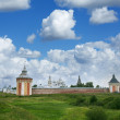 Saviour Monastery Prilutsky in Vologda — Stockfoto #41217799
