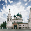 Stock Photo: Church of Elijah Prophet in Yaroslavl