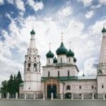 Church of Elijah the Prophet in Yaroslavl — Stock Photo #41217873