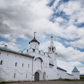 Saviour Monastery Prilutsky in Vologda — Stockfoto