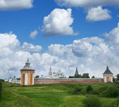 Saviour Monastery Prilutsky in Vologda — Stock Photo