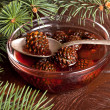 Confiture from fir cones — Stock Photo #36212897