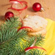 Christmas sweet — Stock Photo