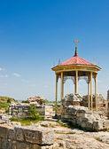 Chersonesus near Sevastopol in Crimea — Stock Photo