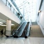 Empty escalator — Stock Photo #1331114