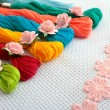 Needlework — Stock Photo