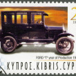 CYPRUS - 2003 : shows Ford Model T, year of production 1917, USA — Stok Fotoğraf #12442502