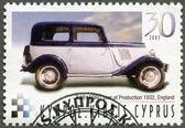 Zypern - 2003: zeigt baby Ford, Baujahr 1932, Englan — Stockfoto