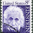 Stock Photo: US- 1966: shows Albert Einstein (1879-1955), physicist