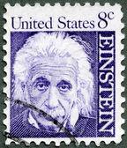 USA - 1966: shows Albert Einstein (1879-1955), physicist — Stock Photo