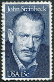 USA - 1979: shows portrait of John Ernst Steinbeck, Jr. (1902-1968) — Stock Photo