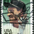 "USA - 1989: shows Henry Louis ""Lou"" Gehrig (1903-1941), Baseball Player for the New York Yankees — Photo"