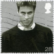 GREAT BRITAIN - CIRCA 2003: A stamp printed in Great Britain sho - Stock fotografie