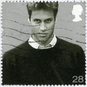 GREAT BRITAIN - CIRCA 2003: A stamp printed in Great Britain sho — Photo