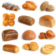 Bread collection — Stock Photo #13466966
