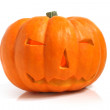 Stock Photo: Halloween pumpkin (Jack-o