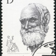 Stock Photo: RUSSI- 1991: shows IvP. Pavlov (1849-1936), Nobel Prize Winner, 1904, Physiology
