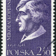 Stock Photo: POLAND - 1959: shows Nicolaus Copernicus (1473-1543)