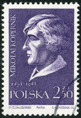 POLAND - 1959: shows Nicolaus Copernicus (1473-1543) — Stock Photo