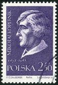 POLAND - 1959: shows Nicolaus Copernicus (1473-1543) — Stock Photo