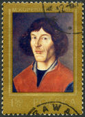 POLAND - 1973: shows Nicolaus Copernicus (1473-1543), painted in Torun, 16th century — Stock Photo