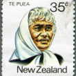 NEW ZEALAND - 1980: shows Princess Te Puea Herangi (1883-1952) — Stock Photo