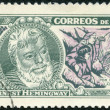 "CUBA - 1963: shows Ernest Hemingway (1899-1961), ""For Whom the Bell Tolls"" — 图库照片"
