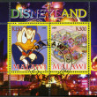 MALAWI - 2008: shows Disneyland, Donald Duck - Stock Photo