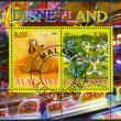 MALAWI - 2008: shows Disneyland, Pluto - Stock Photo