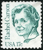 USA - 1981: shows Rachel Louise Carson (1907-1964) — Stock Photo
