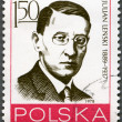 POLAND - 1978: shows Julian Lenski (1889-1937) — Stock Photo #17460367