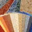 Collection natural linoleum — Stock Photo #17687079