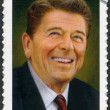 USA - 2005: shows Ronald Reagan (1911-2004), 40th President — Stock Photo