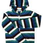 Children's wear - striped jacket — Stock Photo #18670521