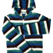 Children's wear - striped jacket — Stock Photo