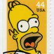 Stock Photo: US- 2009: shows Homer Jay Simpson