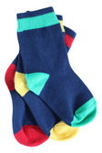 Child's socks — Stock fotografie