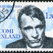 FINLAND - 1983: shows President Mauno Henrik Koivisto, 60th birthday — Stock Photo #18781069