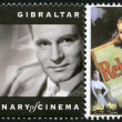 Stock Photo: GIBRALTAR - 1995: shows Laurence Olivier (1907-1989), actor, director and producer