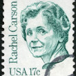 Stock Photo: US- 1981: shows Rachel Louise Carson (1907-1964)