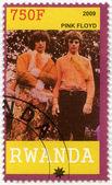 RWANDA - 2009: shows Pink Floyd — Stock Photo