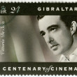 GIBRALTAR - 1995: shows Vittorio De Sica (1901-1974), director, actor — Stock Photo #20288129