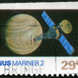 Stock Photo: US- 1991: shows Venus, Mariner 2, Space Exploration Series