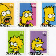 Stock Photo: US- 2009: shows Simpsons