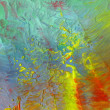 Stock Photo: Abstract painting background