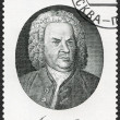 USSR - 1985: shows Johann SebastiBach (1685-1750), Composer — Stock Photo #23539443