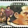 USA - 2012: shows portrait of Frank Capra (1897-1991), scene from It Happened One Night - Foto de Stock