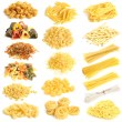 Pasta collection — Stock Photo #25448333