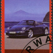 RWANDA - 2009: shows Porsche 911 Carrera - Stock Photo