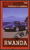 RWANDA - 2009: shows Porsche 911 Carrera — Stock Photo
